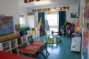 Pine Mountain Road Child care room Carina