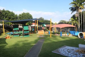 Pine Mountain Road Child care outdoor area Holland Park