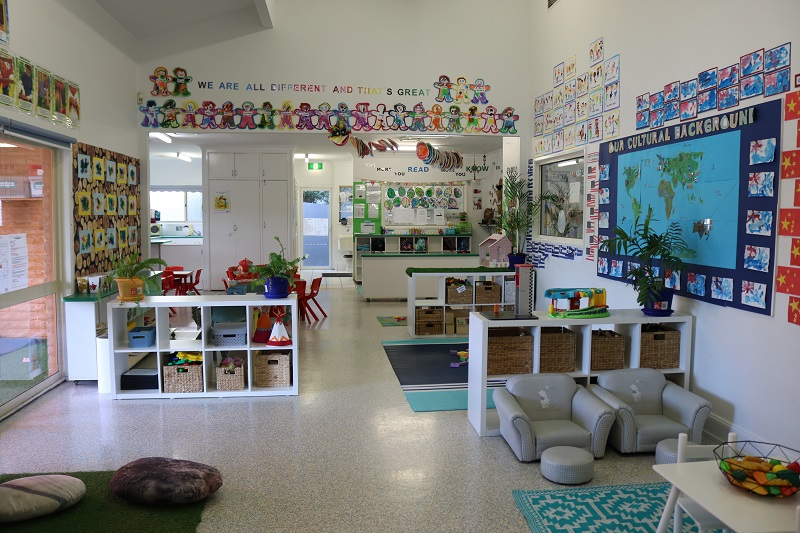 Pine Mountain Childcare- Owls Room