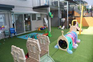 Pine Mountain Child care- Nursery Playground
