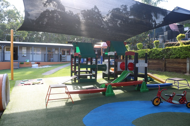 Pine Mountain Childcare- Outdoor Area